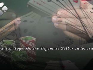 Togel Online Digemari Bettor Indonesia - Luckypatcherapkx
