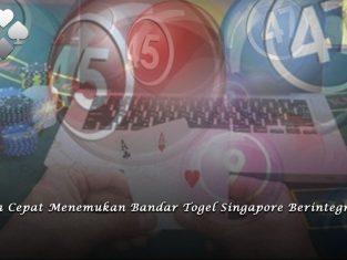 Togel Singapore Berintegritas Cara Cepat - Luckypatcherapkx